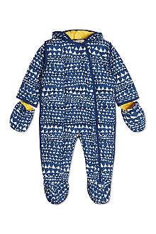 STELLA MCCARTNEY Wiggles snowsuit 3-12 months