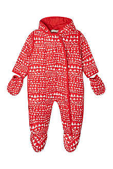 STELLA MCCARTNEY Wiggles snowsuit 3-12 months