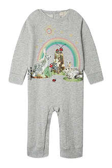STELLA MCCARTNEY Jimbo rabbits sleepsuit 3-12 months