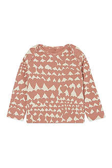 STELLA MCCARTNEY Buster Heart top 9-24 months