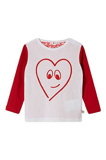 STELLA MCCARTNEY Georgie heart top 9-24 months