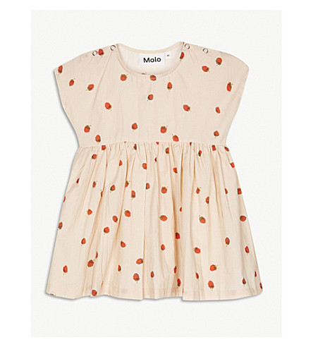 MOLO Channi cotton dress 6-24 months (Pink