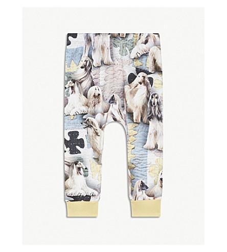 MOLO Simone cotton leggings 3-24 months (Yellow