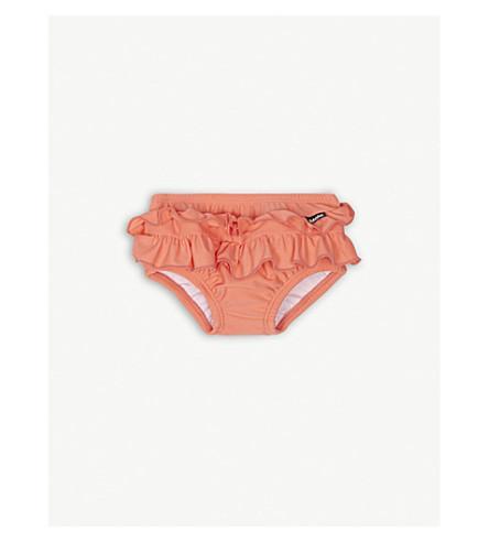 MOLO Neena ruffled bikini bottoms 3-24 months (Orange