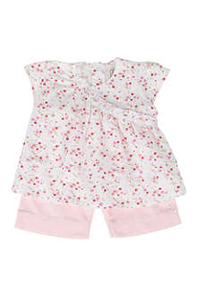 EMILE ET ROSE Top and trousers 1-9 months