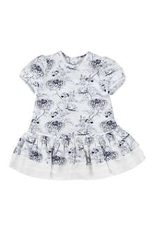 EMILE ET ROSE Printed dress 3-24 months