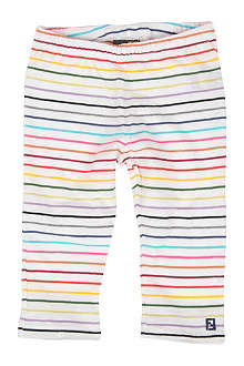 FENDI Striped leggings 9-24 months