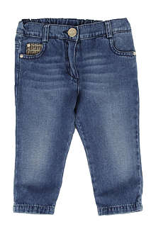 FENDI Stretch jeans 9-24 months