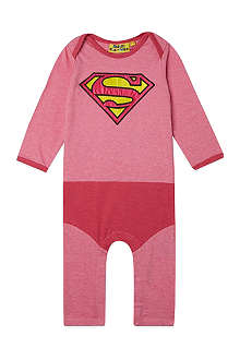 FABRIC FLAVOURS Supergirl bodysuit 0-18 months