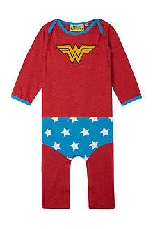 FABRIC FLAVOURS Wonder woman bodysuit 0-18 months