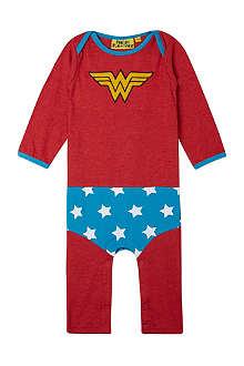 FABRIC FLAVOURS Wonder woman bodysuit 0-18 months
