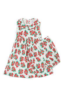 RACHEL RILEY Strawberry print dress 6months-2years