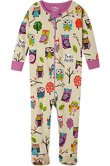 HATLEY Party owls coverall 3-18 months