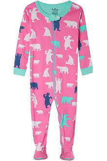 HATLEY Polar bear coverall 3-18 months