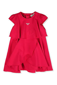 ARMANI JUNIOR Layered dress 3-24 months