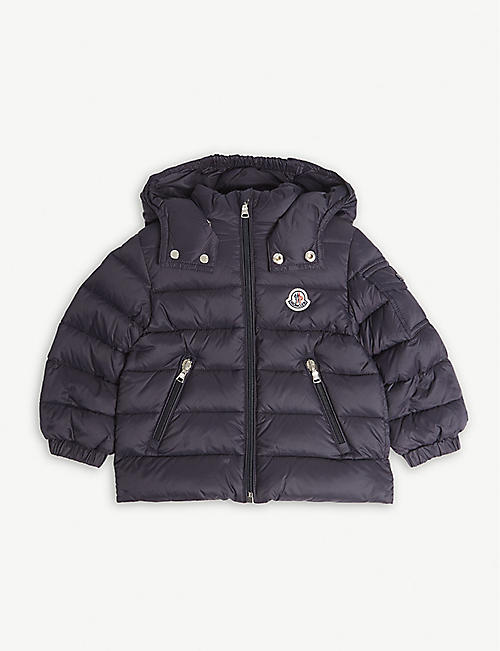 MONCLER Jules padded down coat 3-36 months