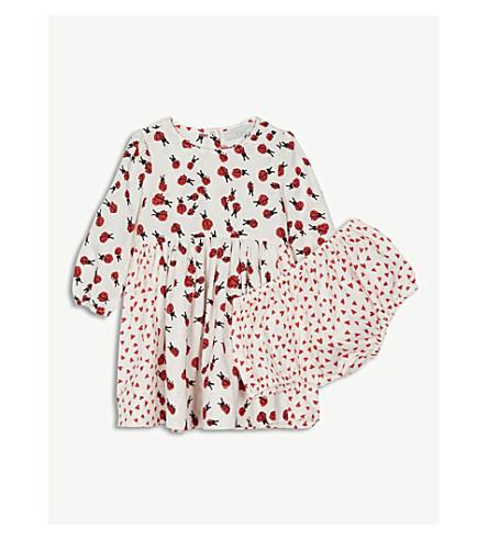 STELLA MCCARTNEY Stella McCartney芙蓉瓢虫连衣裙和短裤 1-12 月 (女士 + 臭虫 + 公关