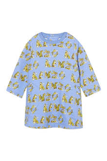 KENZO Lilac tiger dress