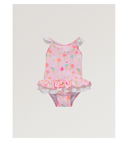 SUNUVA Ice cream print swimming costume 3-24 months (Icecream