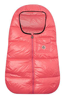 MONCLER Zip front padded nest M-L