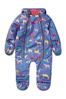 JOULES Waterproof snowsuit 0-24 months