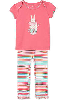JOULES Two-piece trouser set 6-36 months