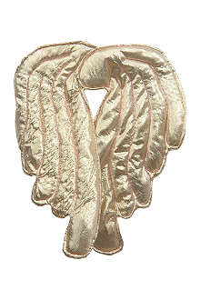 BELLE ENFANT Gold fairy wings