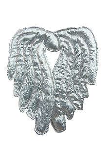 BELLE ENFANT Silver fairy wings