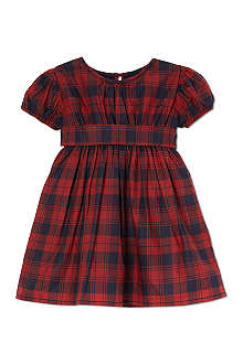 LIVLY Puff sleeve majken dress 0-24 months