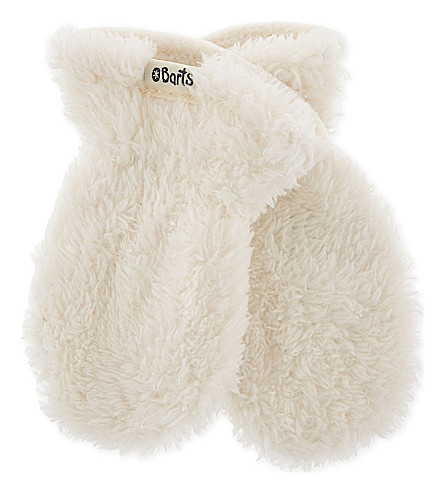 BARTS BV Noa Paws mittens (Cream