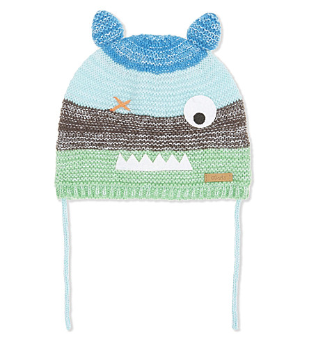 BARTS BV Cuddle beanie face hat 18-36 months (Green
