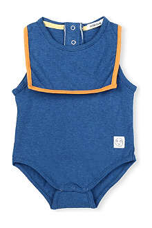 INDIKIDUAL Baby cotton body 3-14 months