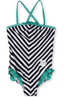INDIKIDUAL Striped swimming costume 3-24 months
