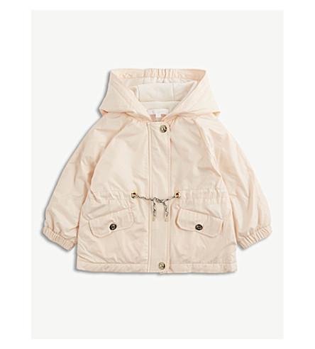 CHLOE Lightweight raincoat 6-36 months (Pink