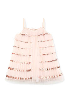 CHLOE Sequin dress 6-36 months