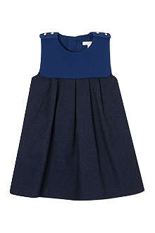 CHLOE Sleeveless tab dress 1-36 months