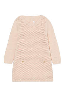 CHLOE Dimple knitted dress 1-36 months