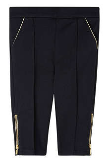 CHLOE Piping detail trousers 1-36 months