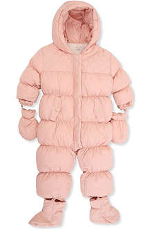 CHLOE Snowsuit with hood 1-12 months