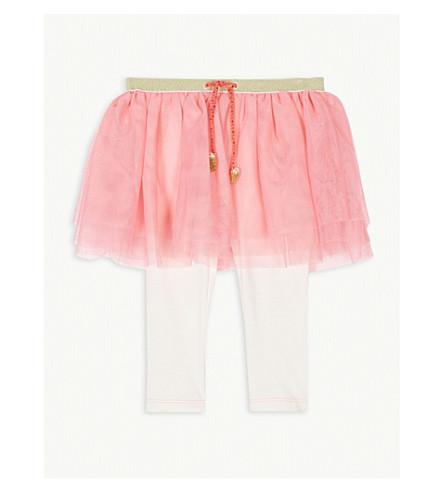 BILLIE BLUSH Tutu skirt with leggings 9-36 months (Pink