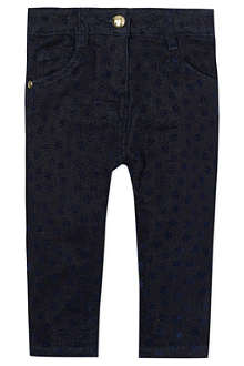 BILLIE BLUSH Denim trousers 6-36 months