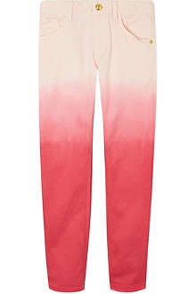 BILLIE BLUSH Dip dye trousers 6-36 months