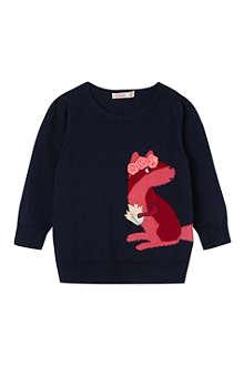 BILLIEBLUSH Knitted pattern jumper 3months-3years