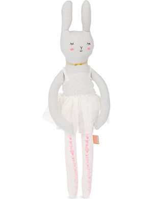 BILLIE BLUSH Ballerina Bunny soft toy