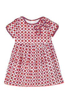 LITTLE MARC Floral print dress 3-36 months