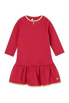 LITTLE MARC Rasberry dress 3-36 months