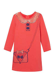 LITTLE MARC Bag print dress 3-36 months