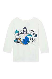 LITTLE MARC Illustrated t-shirt 6-36 months