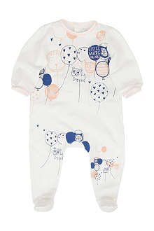 LITTLE MARC Balloon baby-grow 1-9 months