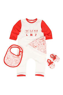 LITTLE MARC Four-piece gift set